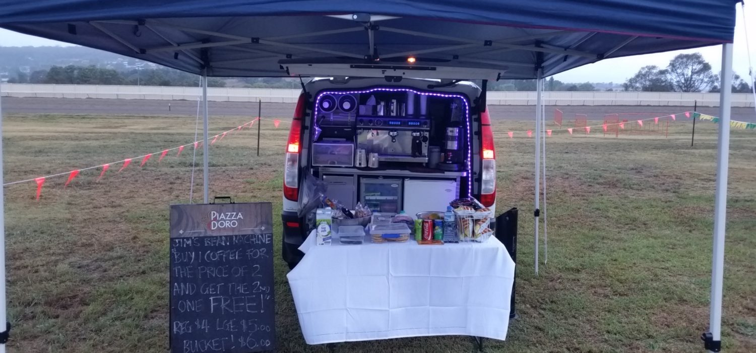 Coffee Van, Mobile Coffee