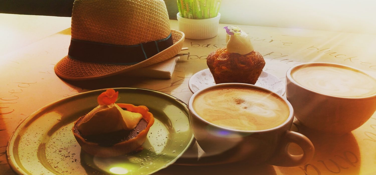 Coffee, Hat, Food